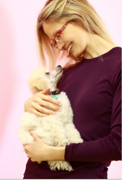Does the Presence of a Companion Animal Help Young Mothers?