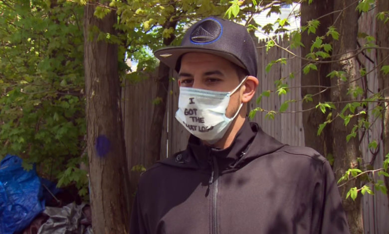Laid-Off Construction Worker Reinvents Self As Crime-Fighting Vigilante…