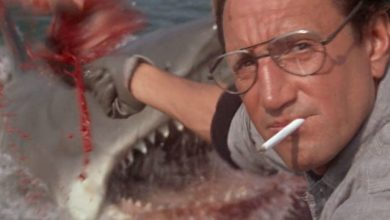 Photo of It's Cop Versus Shark in Jaws—Who's the Monster Now?