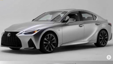 Photo of The Completely Leaked 2021 Lexus IS Stays Weird And Pulls It Off