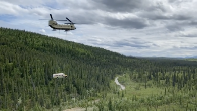 Photo of Alaskan Bus Made Famous By 'Into the Wild' Is Removed