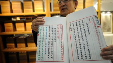 Photo of The Risky Journey That Saved One of China's Greatest Literary Treasures