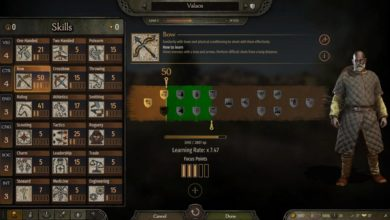 Photo of Mount And Blade 2 Bannerlord skills: tips for character creation
