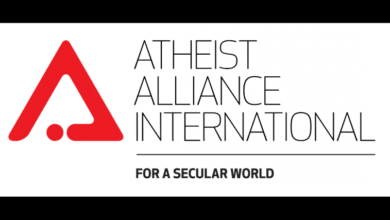 Photo of Leader of Atheist Alliance International Doubles Down on Use of Offensive Slur
