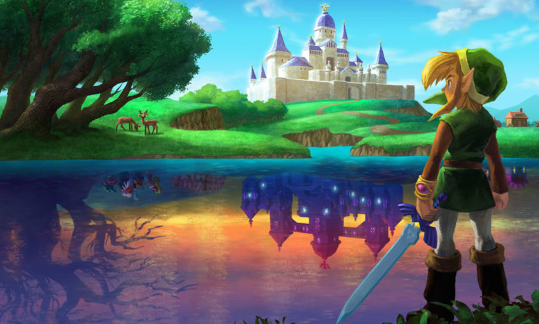 A Link Between Worlds Is Still A Zelda Like No Other