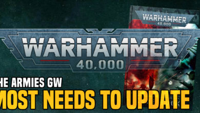 Photo of 40K: The Armies GW Most Needs To Update
