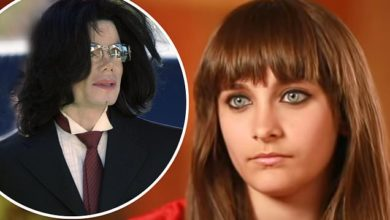 Photo of Paris Jackson, then 14, defends father Michael in new unearthed video
