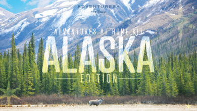 Photo of #DisneyMagicMoments: Adventures at Home – Alaska