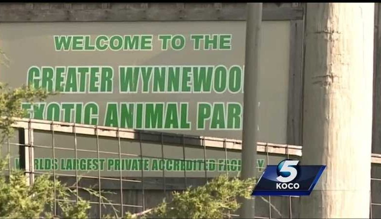 'Tiger King' Zoo Closed Effective Immediately