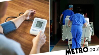 Photo of Blood pressure drugs taken by millions of Brits could treat coronavirus