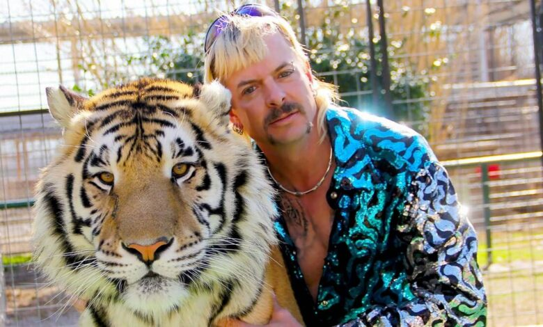 'Tiger King' zoo closes after animal treatment investigation