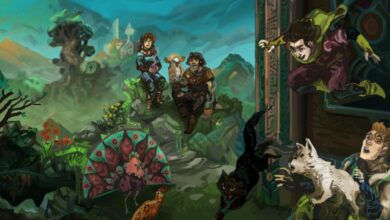 Photo of Children Of Morta's critter-packed DLC is raising funds for the Humane Society