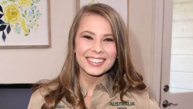 Photo of Pregnant Bindi Irwin reveals baby's sex: 'You are our world'