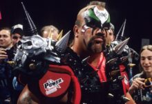 Photo of WWE legend Road Warrior Animal dies at 60