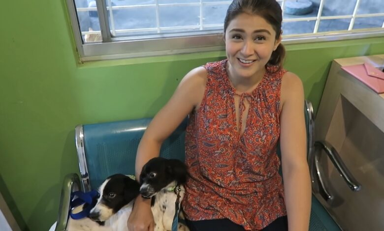 Carla Abellana bats for responsible pet care: 'A pet is a commitment'
